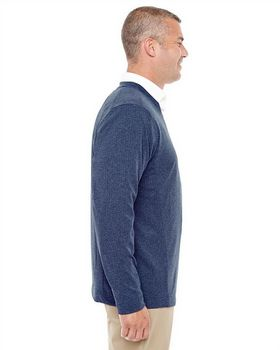 Devon & Jones D884 Mens Fairfield V-Neck Pullover