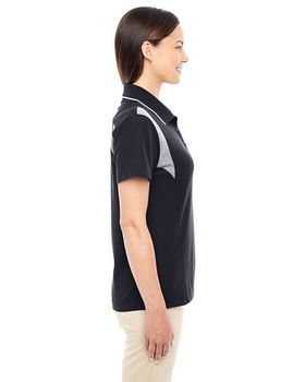 Devon & Jones DG180W Ladies Drytec20 Colorblock Polo