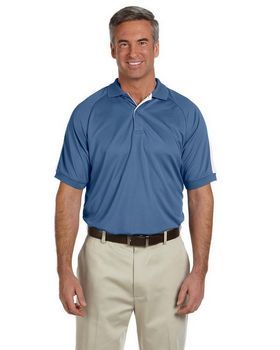 Devon & Jones DG375 Colorblock Mesh Polo