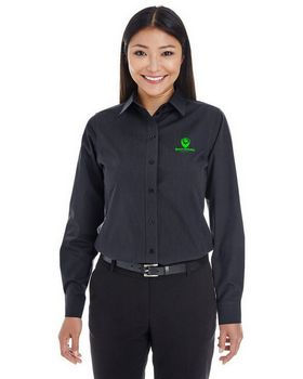 Devon & Jones DG534W Ladies Crown Collection Shirt