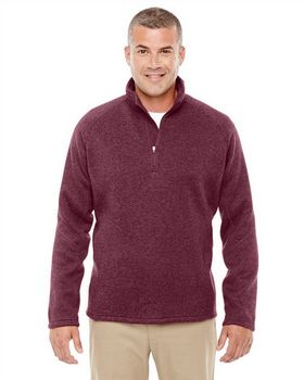 Devon & Jones DG792 Mens Bristol Half-Zip
