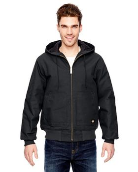 Dickies TJ718 Rigid Duck Hooded Jacket
