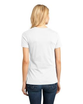 District Made DM104L Ladies Crew Tee