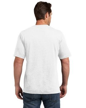 District Made DM108 Mens Perfect Blend Crew Tee