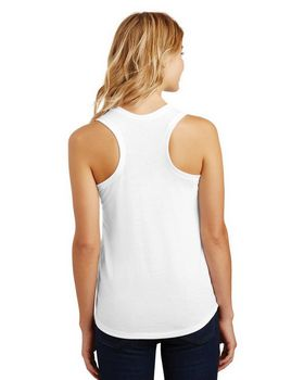 District Made DM138L Ladies Perfect Tri Racerback Tank