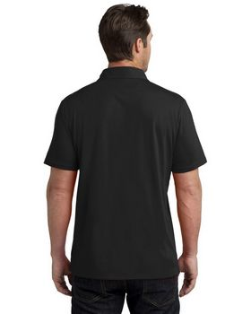 District DM333 Mens Jersey Double Pocket Polo