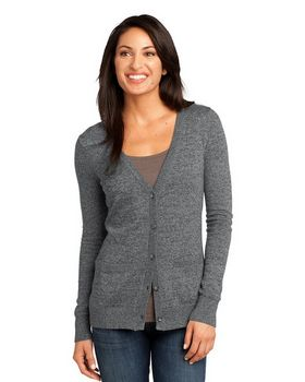 District DM415 Ladies Cardigan Sweater