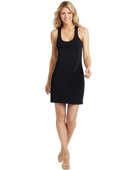 District DM423 Ladies Racerback Dress