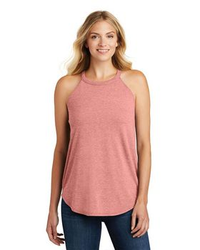 District DT137L Ladies Tank