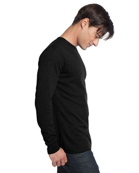 District DT118 Young Mens Long Sleeve Thermal
