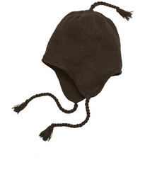 District DT604 Knit Hat with Earflaps