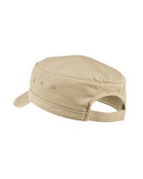District DT605 Distressed Military Hat