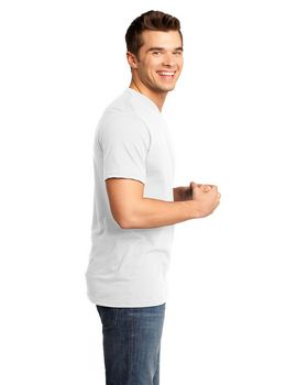 District DT6500 Young Mens Very Important V-Neck Tee