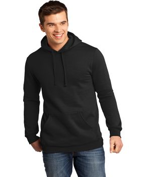 District DT810 Young Mens The Concert Fleece Hoodie