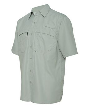 Dri Duck 4406 Catch Short Sleeve Fishing Shirt