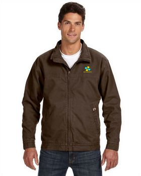 Dri Duck 5028 Maverick Canvas Jacket