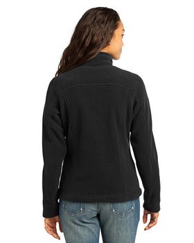Eddie Bauer EB201 Ladies Full Zip Fleece Jacket