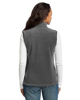 Eddie Bauer EB205 Ladies Fleece vest - Shop at ApparelnBags.com