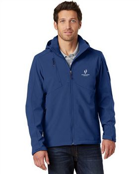 Eddie Bauer EB536 Hooded Soft Shell Parka - For Men