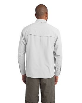 Eddie Bauer EB600 Long Sleeve Performance Fishing Shirt