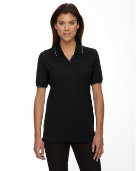 Extreme 75009 Ladies Johnny Collar Jersey Polo