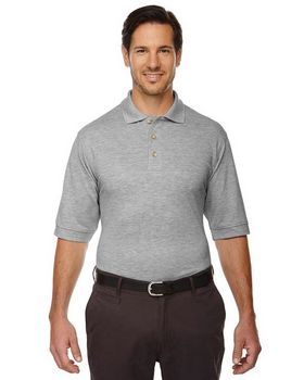 Extreme 85075 Mens Short Sleeve Pique Polo