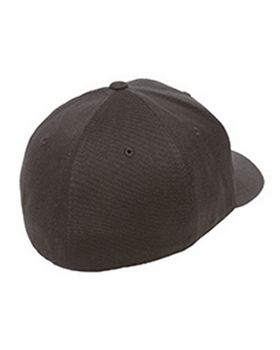 Yupoong 6477 Flexfit Wooly Low-Profile 6-Panel Cap