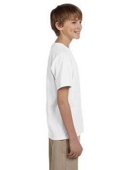 Fruit Of The Loom 3930B 100% Cotton Youth Tee