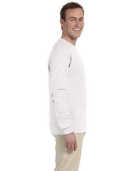 Fruit of the Loom 4930 Cotton Long-Sleeve T-Shirt