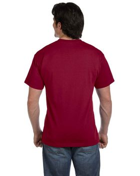 Fruit of the Loom 5930P 50/50 Pocket Best T-Shirt