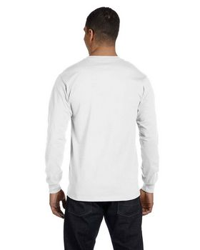 Fruit of the Loom HD6L Adult Lofteez HD Long-Sleeve T-Shirt
