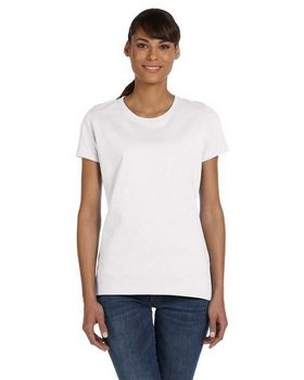 Fruit of the Loom L3930R Ladies 100% Cotton T-Shirt