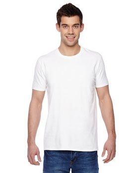 Fruit Of The Loom SF45R Cotton Jersey Crew T-Shirt