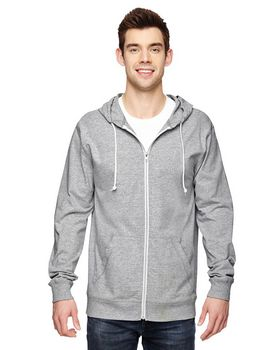 Fruit Of The Loom SF60R Sofspun Cotton Full Zip Hoodie
