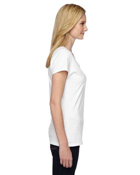 Fruit Of The Loom SFJV Ladies Sofspun Junior T-Shirt