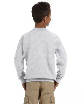 Gildan 18000B Youth Fleece Crew SweatShirt