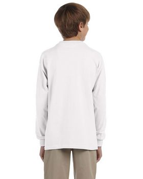Gildan 2400B Cotton Youth L-Sleeve T-Shirt