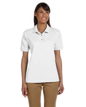 Gildan 3800L Ladies Cotton Pique Polo