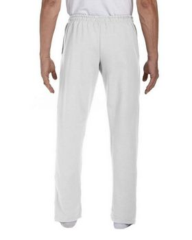 Gildan G123 DryBlend Open-Bottom Sweatpants