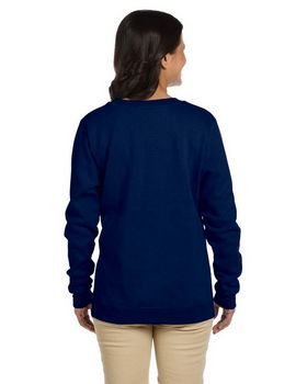 Gildan G180FL Ladies Heavy Blend Fleece Crew