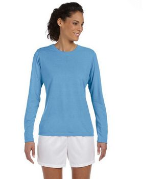 Gildan G424L Ladies Performance Long Sleeve T Shirt