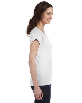 Gildan G64VL Ladies SoftStyle Junior Fit T Shirt
