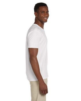 Gildan G64V SoftStyle V Neck T Shirt