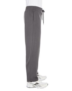 Gildan G994 Adult Performance 7.2 oz Tech Open Bottom Sweatpants with Pockets