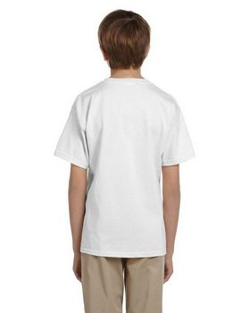 Hanes 5370 Youth 50/50 ComfortBlend EcoSmart T Shirt