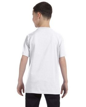 Hanes 54500 Youth Tagless T-Shirt