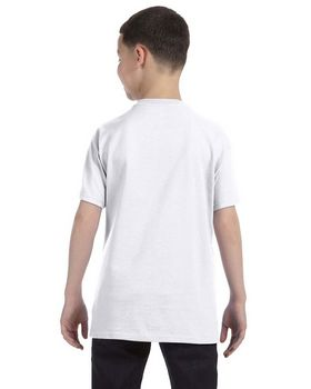 Hanes 5450 100% Youth Cotton Comfort Tee