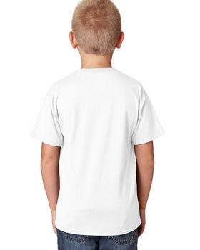 Hanes H420Y Youth X-Temp Performance T-Shirt