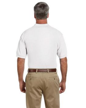 Harriton M280 Mens Blend-Tek Polo