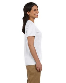 Harriton M320W Ladies Athletic T Shirt